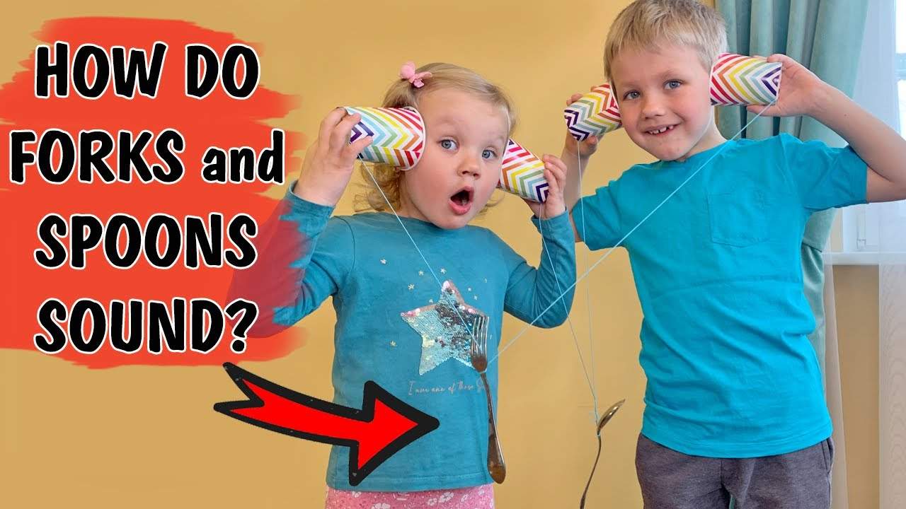 """Experiments for toddlers at home 