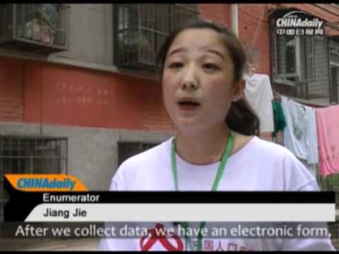 Chinese census includes foreigners for the first time