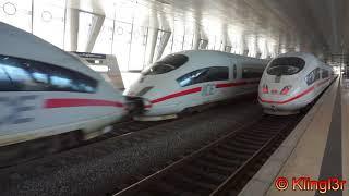 Züge in Frankfurt Main Flughafen - ICE & mehr