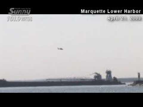 Sunny 101.9 - [NEWS] Lower Harbor Activity 4/21/2008 - WKQS