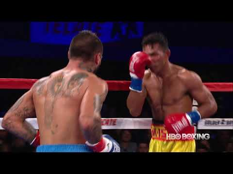 Fight highlights: Lucas Matthysse vs. Tewa Kiram (HBO Boxing After Dark)