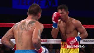 Fight highlights: Lucas Matthysse vs. Tewa Kiram (HBO Boxing After Dark)