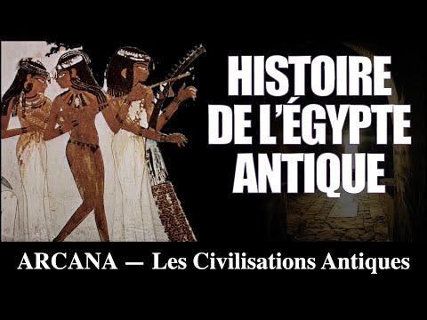 Histoire De L'Égypte Antique - Les Civilisations Perdues
