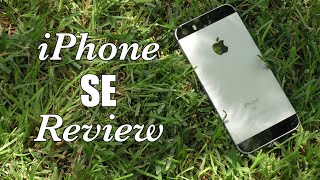 Apple iPhone SE Review (Space Gray Edition)