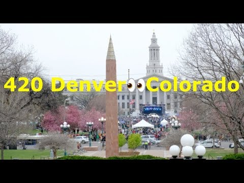 420 Denver Colorado! Mile High Downtown! //Cheers Marie!