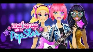 Makeup Girls Popstar by PAZU Games