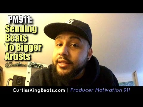 Producer Motivation 911 - Placements - Sending Beats To Rappers Signed To Major Labels