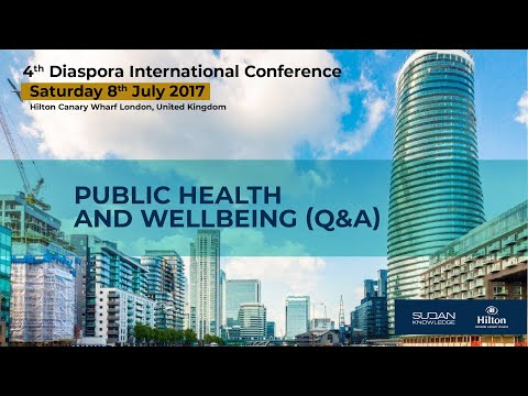 Public health and wellbeing (Q&A)
