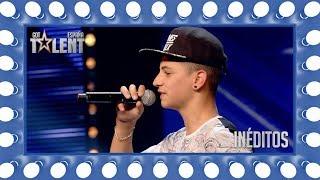 Un rap contra el bullying emociona a nuestro jurado | Inéditos | Got Talent España 2018