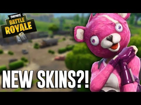 New Fortnite Skins?! - Fortnite Battle Royale Gameplay - Ninja - 동영상