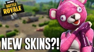New Fortnite Skins?! - Fortnite Battle Royale Gameplay - Ninja