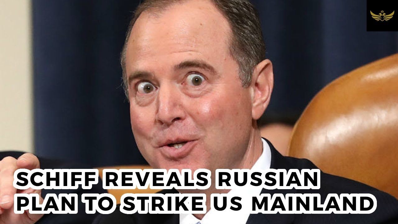 Adam Schiff stuns Senate, reveals Russia set to attack US mainland