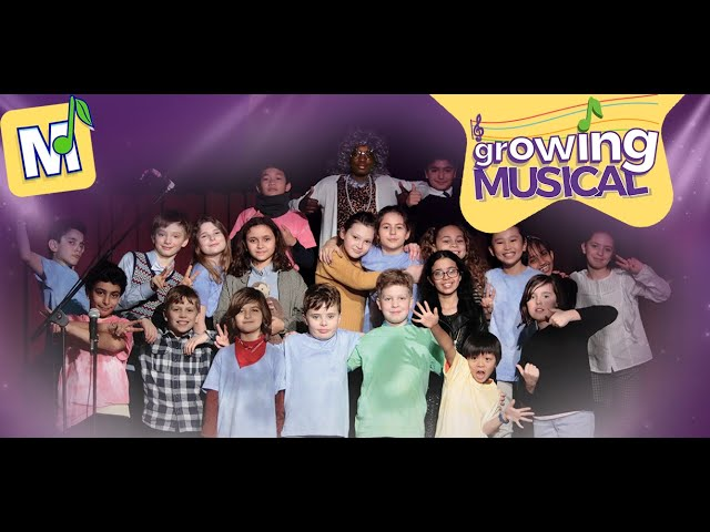 GROWING MUSICAL FULL DOCUMENTARY - A Story Of How Music Transformed A Primary School.