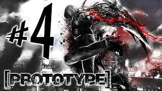 PROTOTYPE - Parte 4: O HUNTER SUPREMO!!!!! [ PC - Playthrough ]