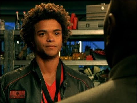 Power Rangers RPM - Heroes Among Us - Scott's Medal (Episode 20)