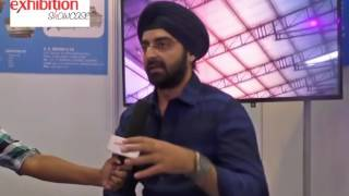 Exclusive interview of Mr. Paramdeep Oberoi  from G S Oberoi & Co.  By Exhibition Showcase