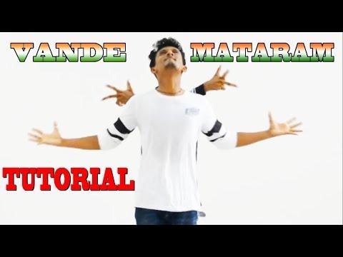 Vande Mataram ABCD2 | Dance Tutorial | Nishant & Prashant HD