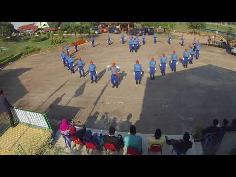 Persembahan Kawad Kreatif SMKA Sultan Muhammad - 8/9/17
