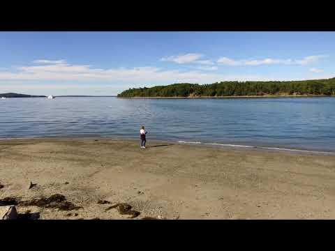 Time Lapse-Bar Island Tide Change