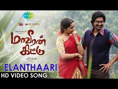 Maaveeran Kittu - Elanthaari HD Video Song | D.Imman | Vishnu Vishal, Sri Divya