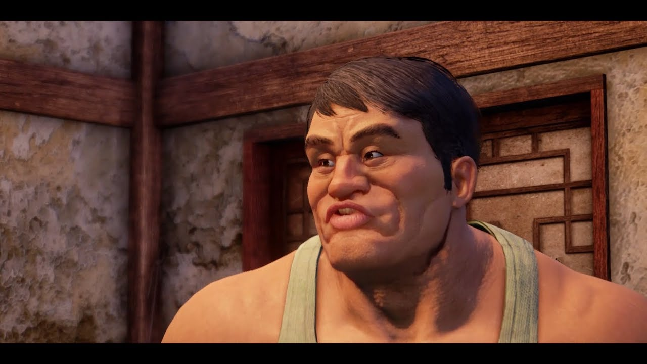 Image result for shenmue iii stonemasons