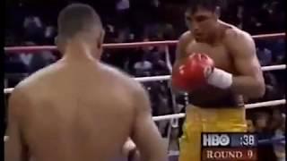 """Oscar De La Hoya Vs Hector """"Macho"""" Camacho Highlights"""