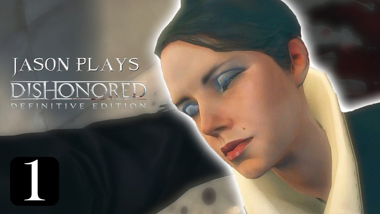 Dishonored definitive edition dlc the knife of dunwall gameplay.