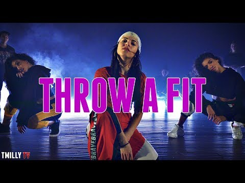 Tinashe - Throw a Fit - Dance Choreography by Jojo Gomez - TMillyTV