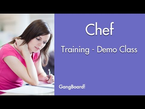 Chef Training   Chef Online Training   Gangboard.com