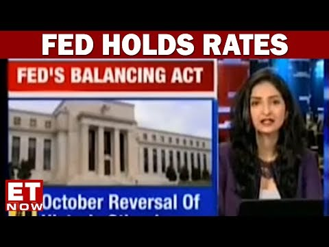US Fed Holds Rates, To Unwind $4 2 Trillion Bond Holdings From October