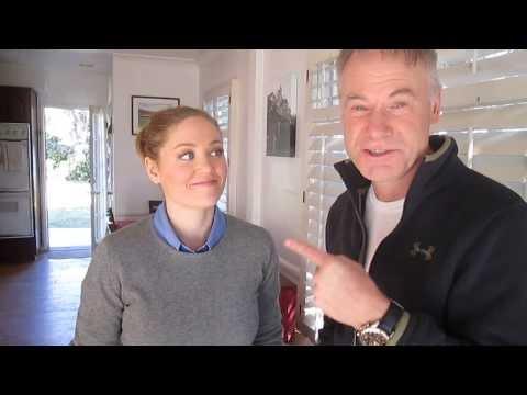 Erika Christensen Guest Stars On The Impression Guys, 1/17/14