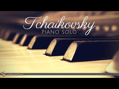 Tchaikovsky - Piano Solo (Vadim Chaimovich)