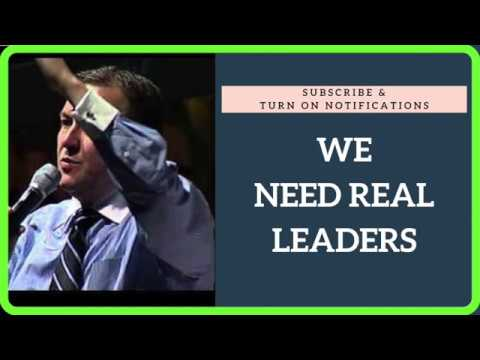We Need Real Leaders Jimmy Toney