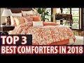 Best Comforters In 2018    Best Down Alternative Comforter