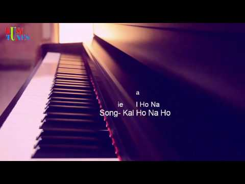 Bollywood Songs    Mashup    Soulfull Music (Piano-Cover)    2017