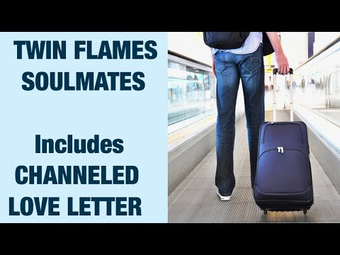 🔥TWIN FLAME / SOULMATE 🔥 Inc DM/DF CHANNELED MESSAGE - LOVE LETTER 💖