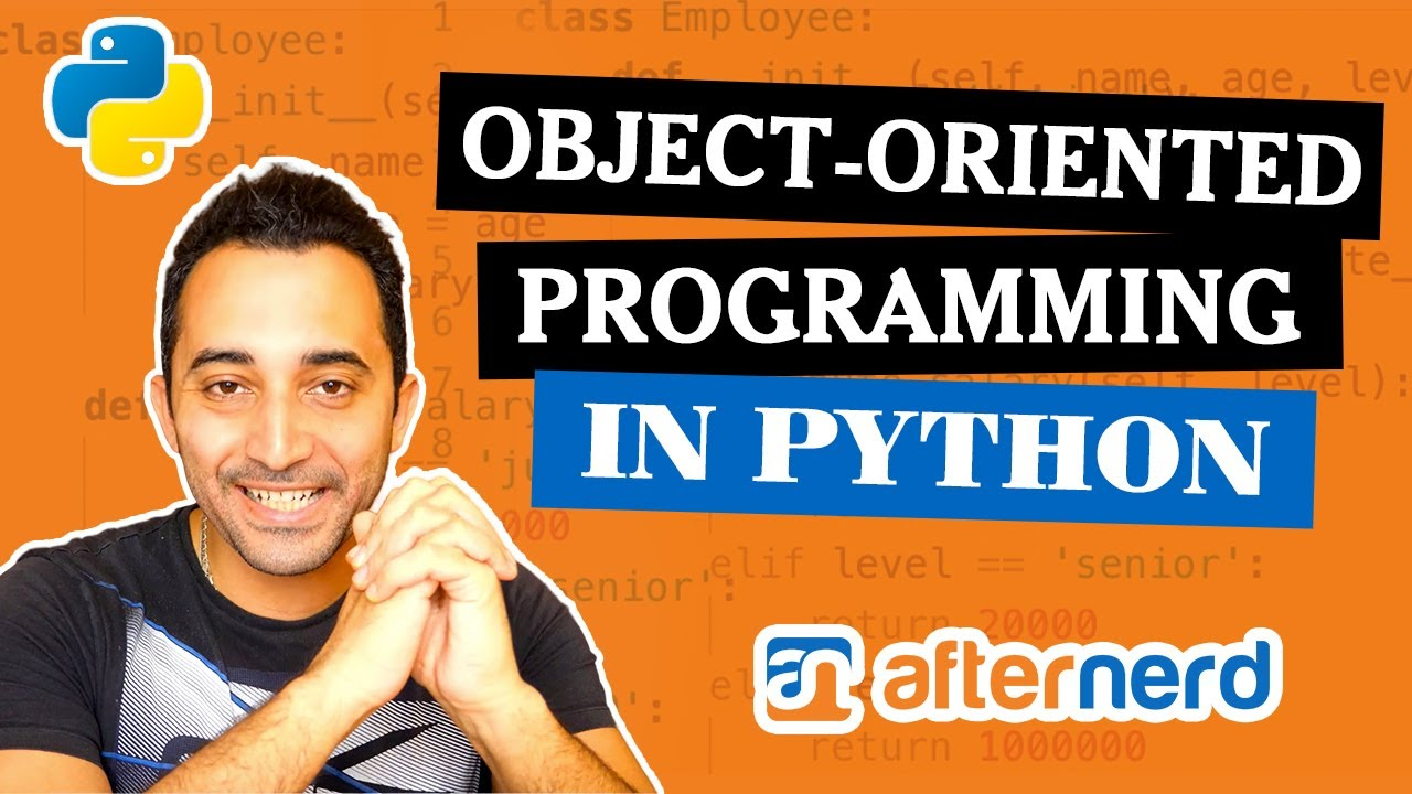 What is Object-Oriented Programming? (The Basic Concepts)