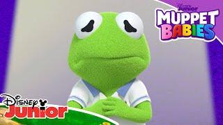 🎵 Too Much Me!   Muppet Babies   Disney Junior UK