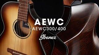 Ibanez Acoustic AEWC300/400