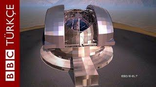'Geleceğin teleskopları' uzay keşfinde çığır açacak - BBC TÜRKÇE