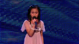 Arisxandra Libantino - One Night Only (Jennifer Hudson) - Britain's Got Talent 2013 [HD]