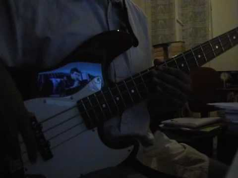 The Ark It takes a fool to remain sane bass cover+chords and lyrics ...