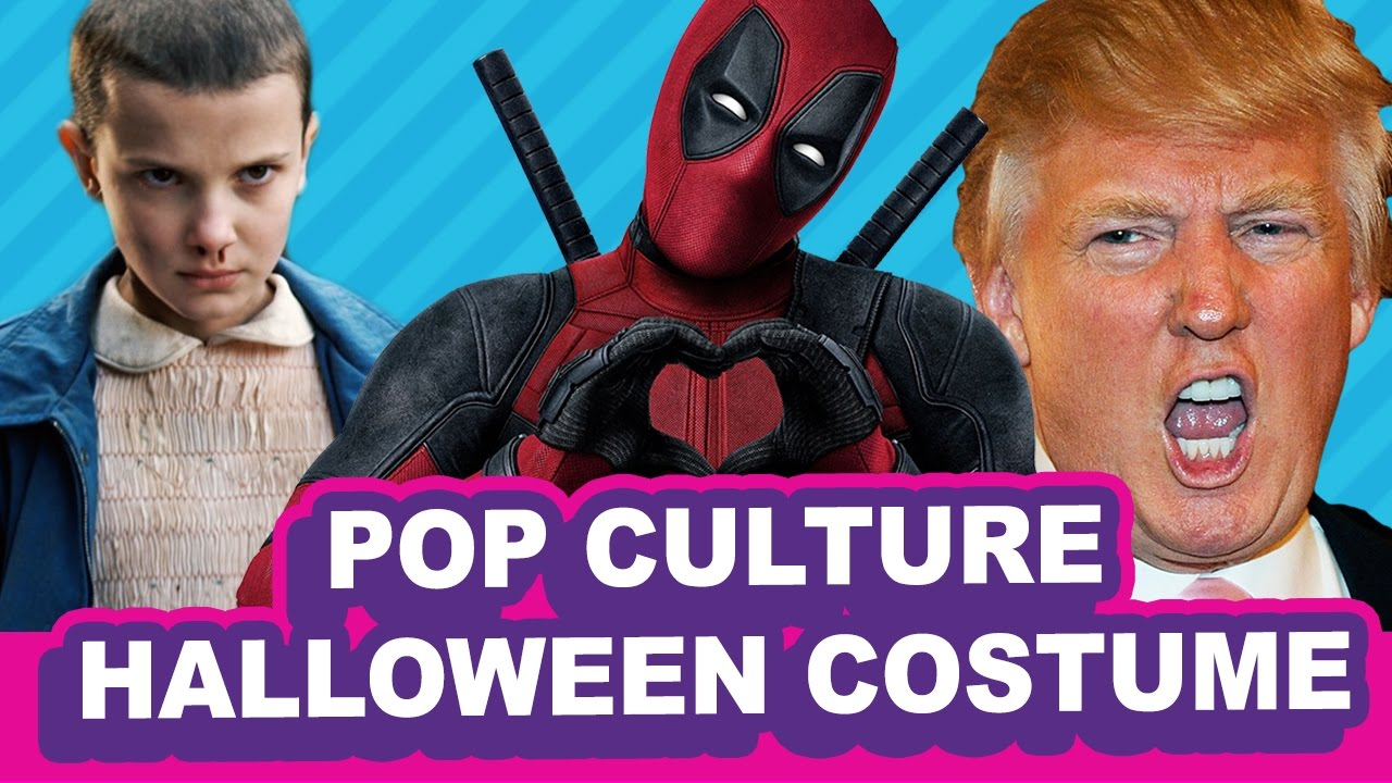 best pop culture halloween costume 2016 debatable youtube - Halloween Pop Culture