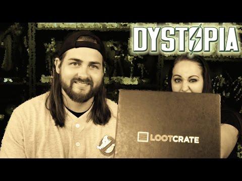 Loot Crate June 2016 - Dystopia