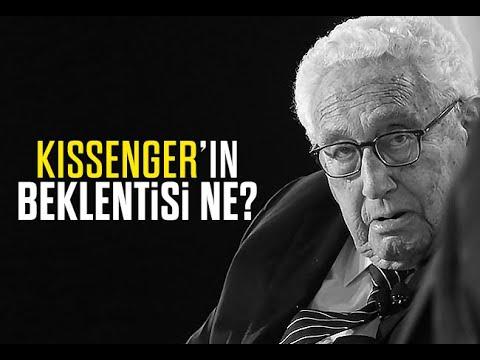 Kissinger'ın kafasındaki dünya düzeni ne? Nedret Ersanel Sesli Makale
