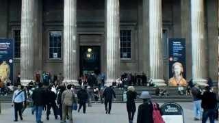видео Британский музей в Лондоне