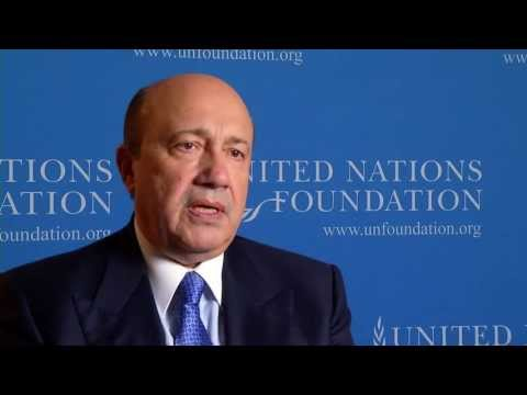 Igor Ivanov: What thoughts would you share with UN supporters?