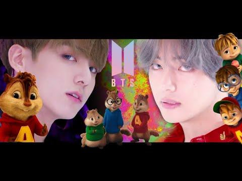BTS (방탄소년단) 'DNA' MV [Chipmunk Version]