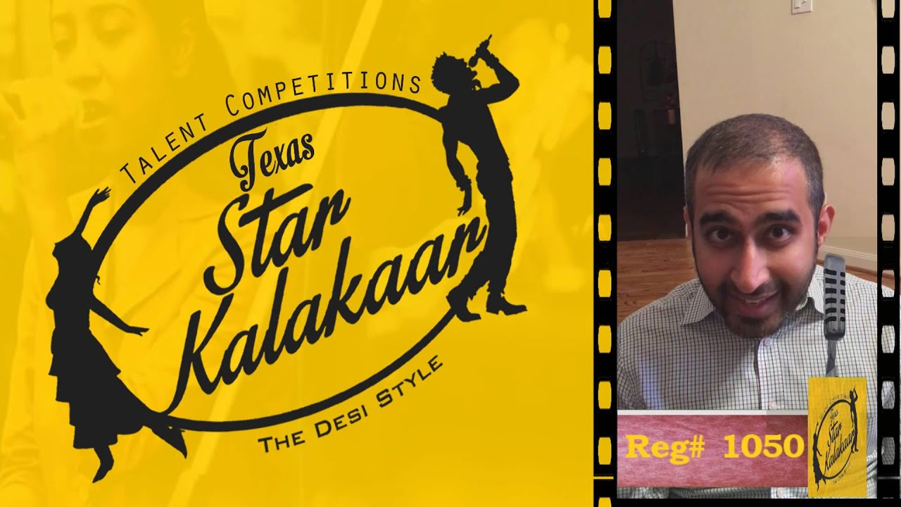 Texas Star Kalakaar 2016 - Registration No #1050