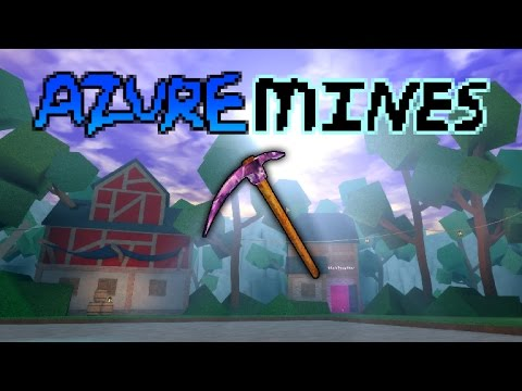 [Roblox: Azure Mines] FINALLY UPDATED!